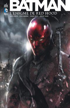 Couverture Batman : L'Énigme de Red Hood