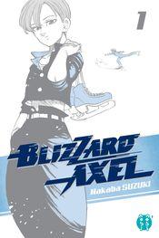 Couverture Blizzard Axel