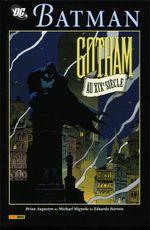Couverture Batman : Gotham au XIXe siècle