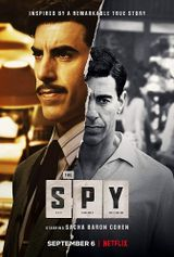 Affiche The Spy