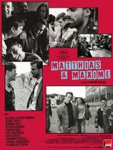 Affiche Matthias & Maxime