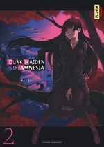 Couverture Dusk Maiden of Amnesia, tome 2