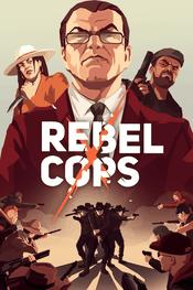 Jaquette Rebel Cops