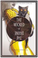 Couverture Suicide commercial - The Wicked + The Divine, tome 3