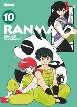 Couverture Ranma 1/2 (Édition originale), tome 10