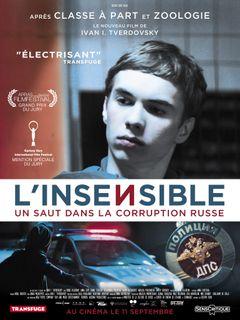 Affiche L'Insensible