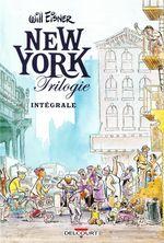 Couverture New York Trilogie, L'Intégrale