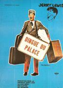 Affiche Le Dingue du palace