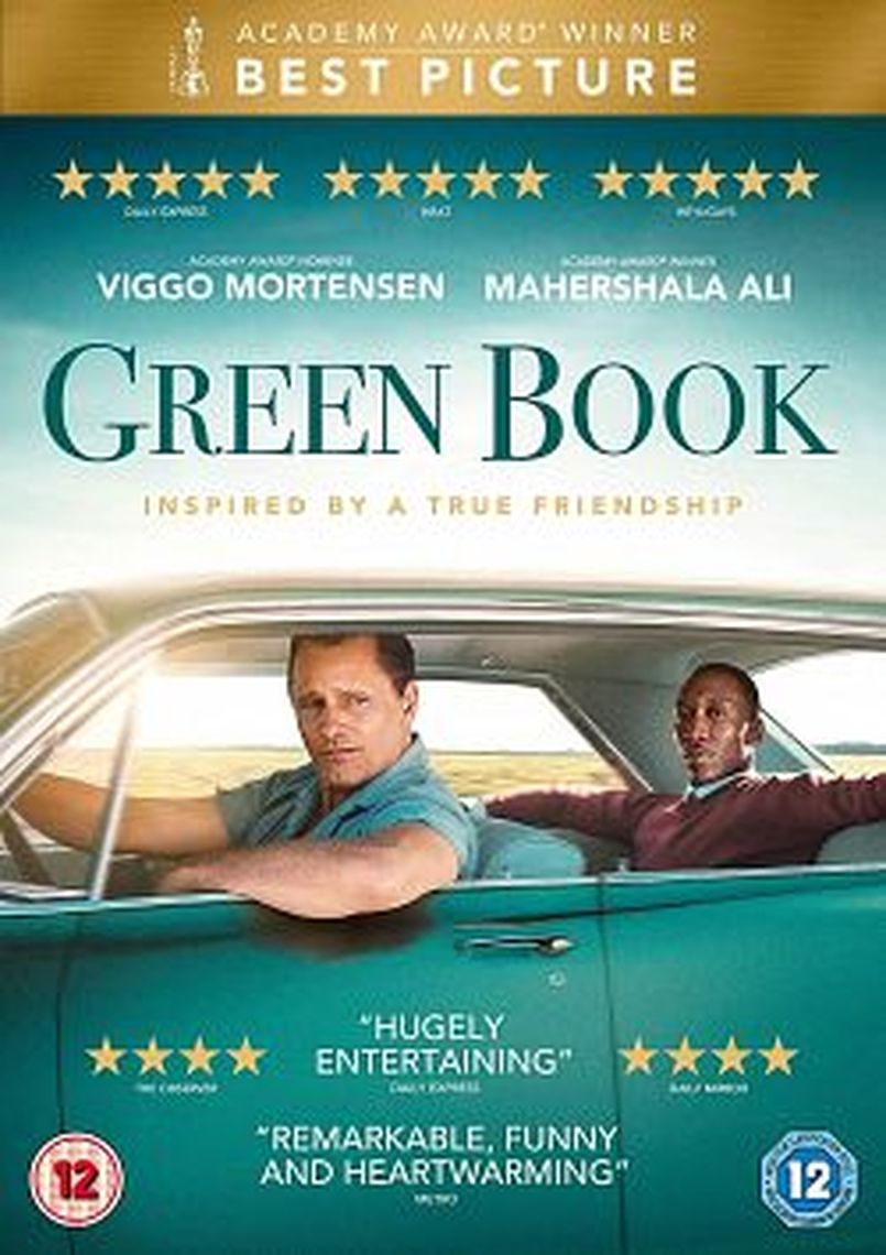 Illustration GREEN BOOK : SUR LES ROUTES DU SUD TRUEFRENCH DVDRIP 2019