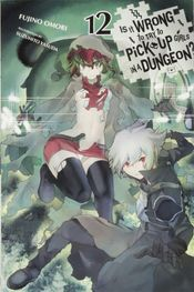 Couverture Is It Wrong to Try to Pick Up Girls in a Dungeon? Vol. 12