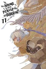 Couverture Is It Wrong to Try to Pick Up Girls in a Dungeon? Vol. 11