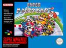 Jaquette Super Mario Kart