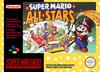Jaquette Super Mario All-Stars