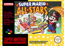 Jaquette Super Mario All-Stars