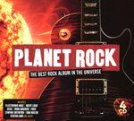 Pochette Planet Rock: The Best Rock Album in the Universe