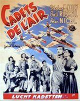 Affiche Cadets de l'air