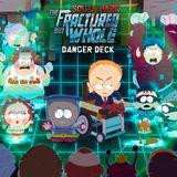 Jaquette South Park : L'Annale du Destin - Le Deck du Danger