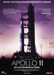 Affiche Apollo 11