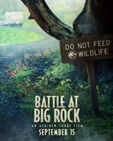 Affiche Battle at Big Rock