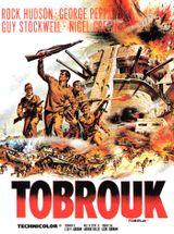 Affiche Tobrouk