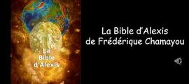 Vidéo Bande annonce du roman La Bible d'Alexis