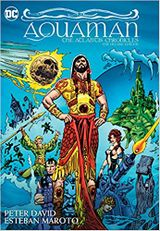 Couverture Aquaman: The Atlantis Chronicles Deluxe Edition