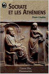 Couverture Socrate et les Athéniens