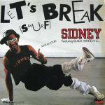 Pochette Let's Break (smurf) [Featuring Black White N'Co] (Single)
