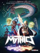 Couverture Hong Kong - Les Mythics, tome 7