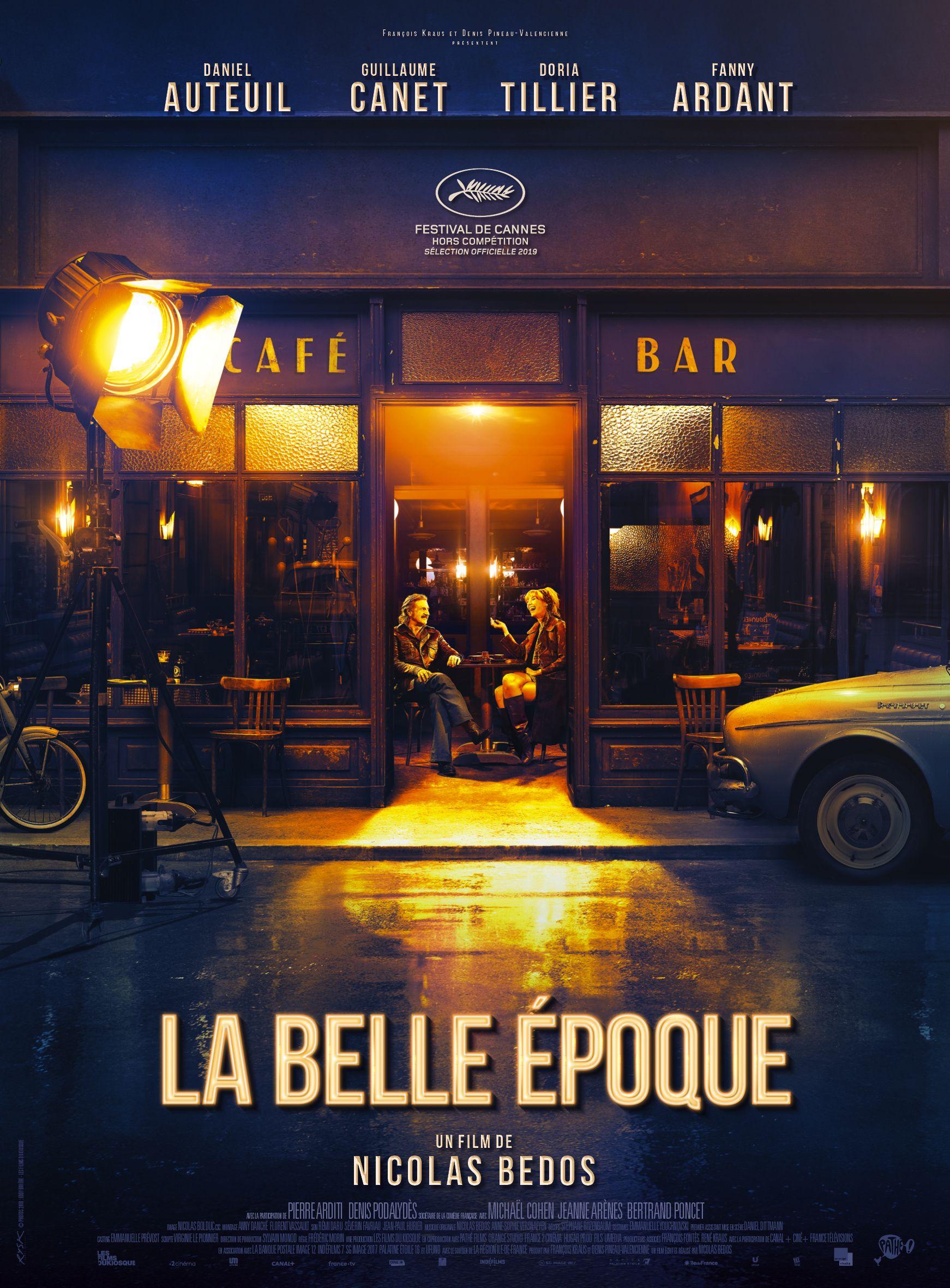 La Belle Époque - Film (2019) - SensCritique