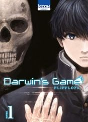 Couverture Darwin's Game