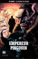 Couverture Empereur Pingouin (1re partie) - La Légende de Batman, tome 53