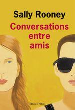Couverture Conversations entre amis