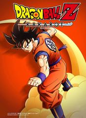 Jaquette Dragon Ball Z: Kakarot