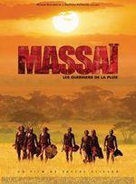 Affiche Massaï, les guerriers de la pluie