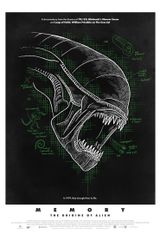 Affiche Memory : The Origins Of Alien