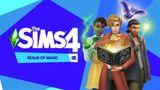 Jaquette Les Sims 4  : Monde Magique