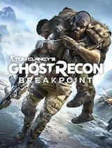 Jaquette Ghost Recon : Breakpoint