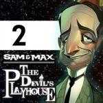 Jaquette Sam & Max : Episode 3x02 - The Tomb of Sammun-Mak