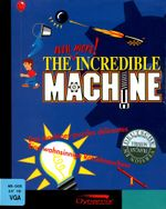 Jaquette The Even More Incredible Machine