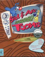 Jaquette Sid & Al's Incredible Toons