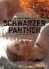 Affiche Schwarzer Panther