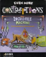 Jaquette The Incredible Machine : Even More Contraptions