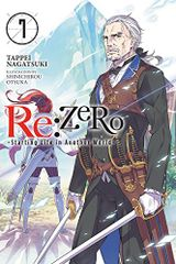 Couverture Re:Zero, tome 7