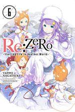 Couverture Re:Zero, tome 6