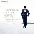 Pochette Tchaikovsky: Piano Concerto no. 1 / Prokofiev: Piano Concerto no. 2