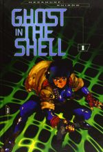 Couverture Ghost in the Shell, tome 1