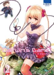 Couverture Darwin's Game, tome 2