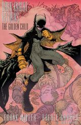 Couverture The Dark Knight: The Golden Child