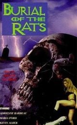 Affiche Burial of the Rats